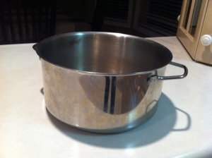 Use a really big pot so you have enough to make EVERYONE cry