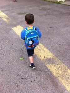 Accessories are preschooler kryptonite