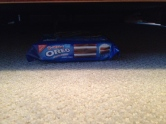 Everyone has Oreo hiding spot, right? Well you should.