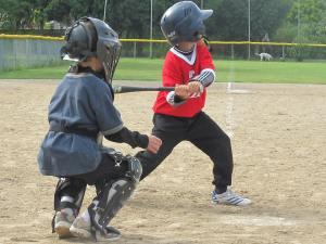 Swing batter, batter!