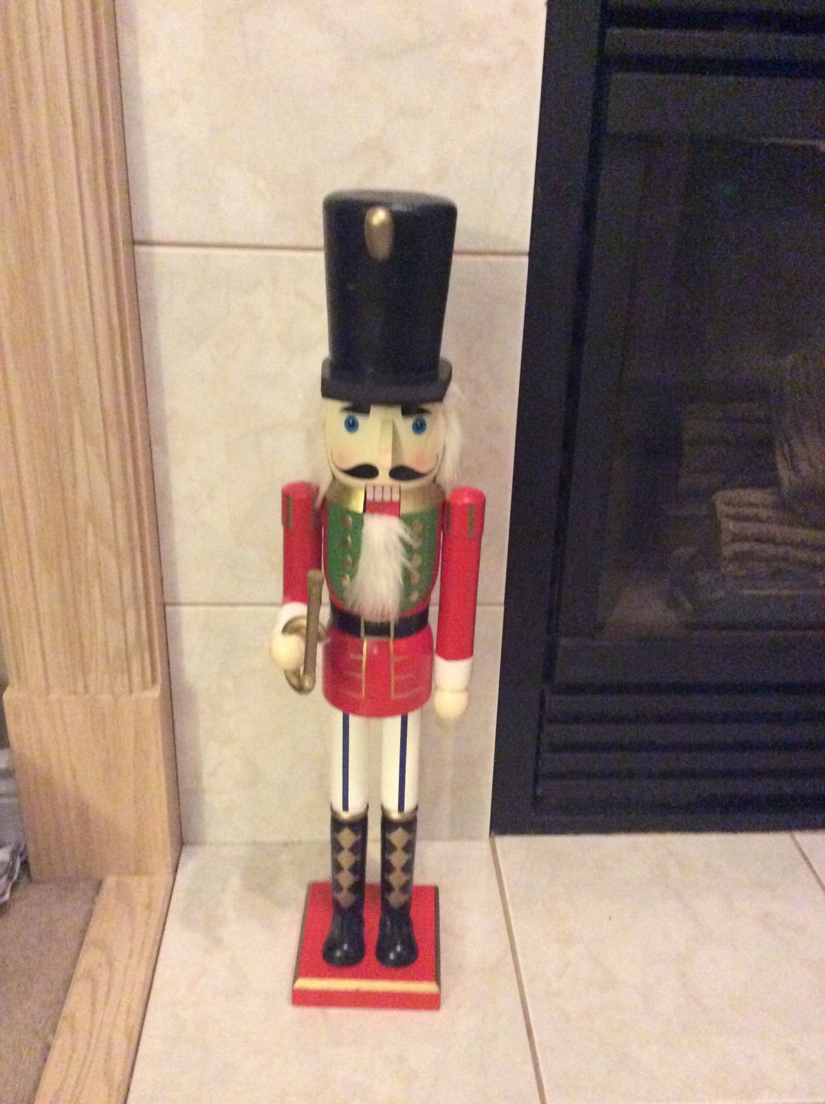 Nutcracker Bandit Strikes Fear in Family